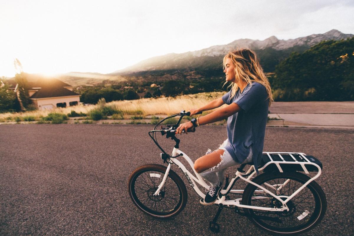 Ce au în comun bicicletele și ochiul?