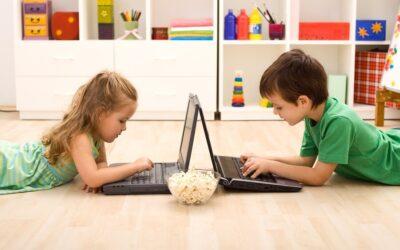 Cum trecem pandemia si scoala on-line cu ochii sanatosi